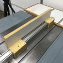 DIY Auxiliary Fence for Table Saw