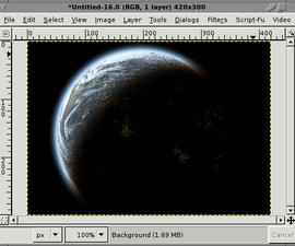 Photoshop Plugins In The GIMP