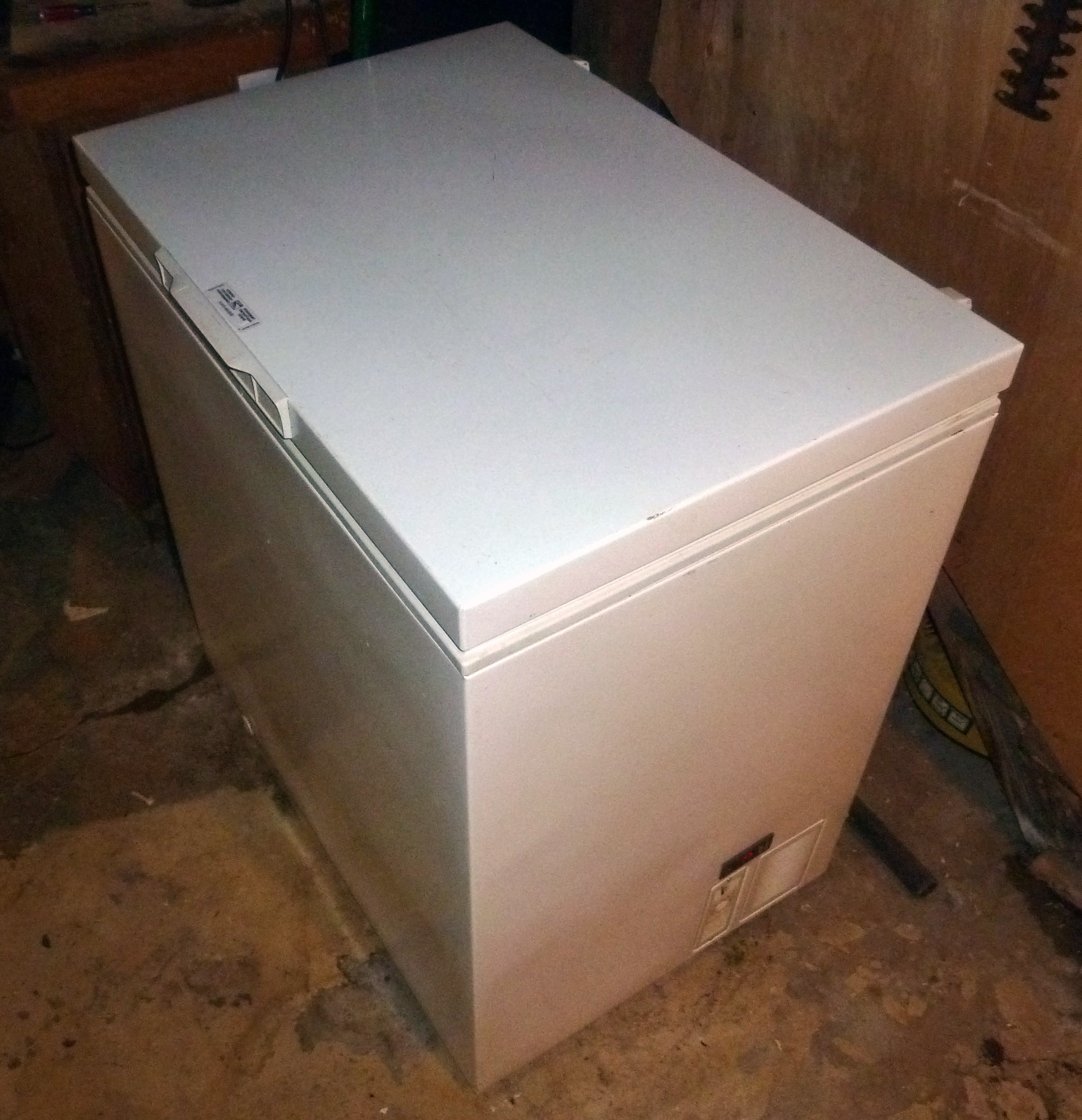 Picture of Convert a Chest Freezer to Kegerator or Fermenter for $20