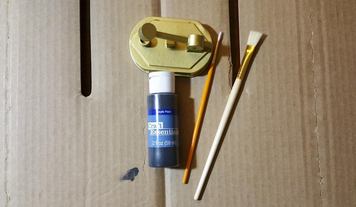 Picture of Glue, Paint & Weather Striker Lid