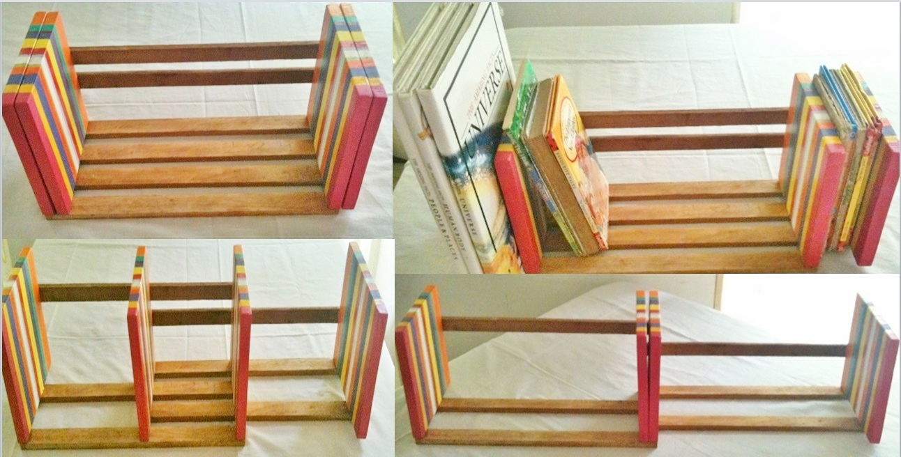 Picture of Adjustable Table Top Book Rack