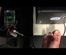 Pulse Induction Metal Detector With GreenPAK