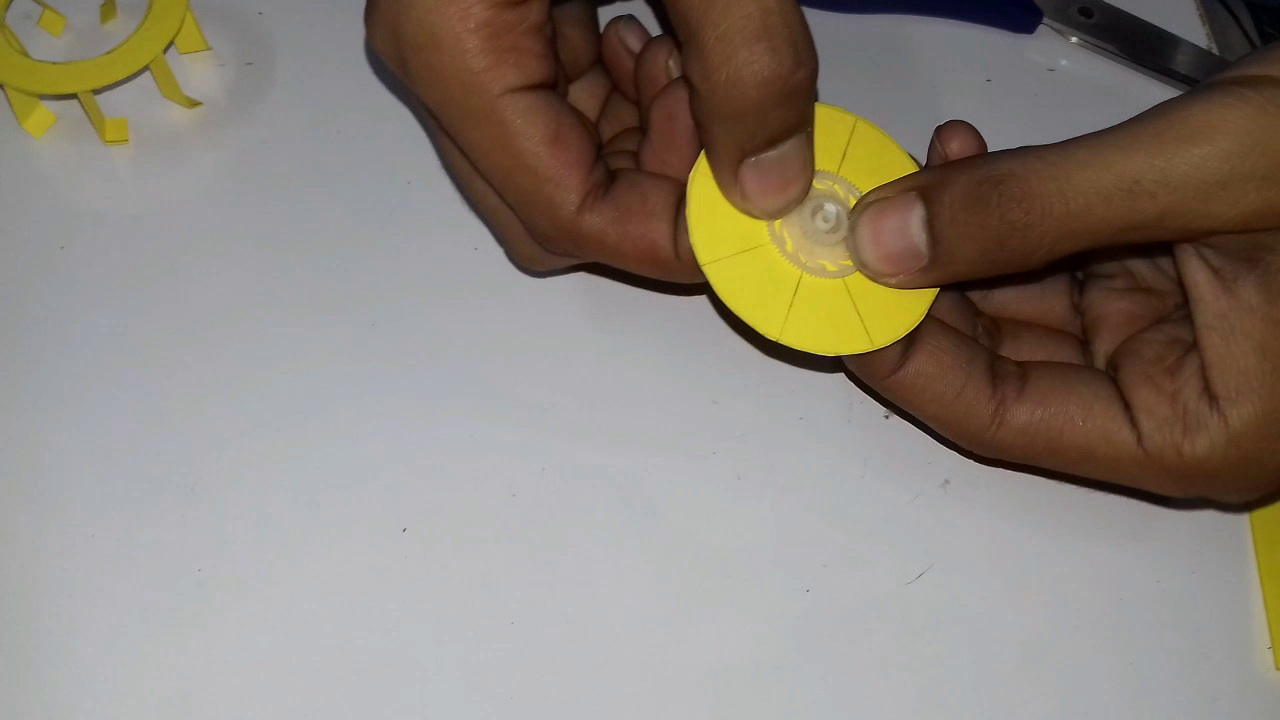 Picture of Making Impeller