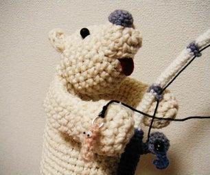 Polar Bear Goes Fishing