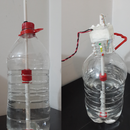 Water Level Indicator Using Magnets