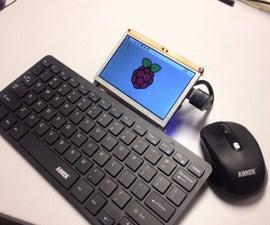 Raspberry Portable Pi Laptop