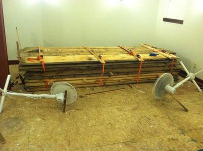 Piso De Madera DIY Con Tablas Anchas: De Madera Aserrada a Machihembrado (con Subpiso)
