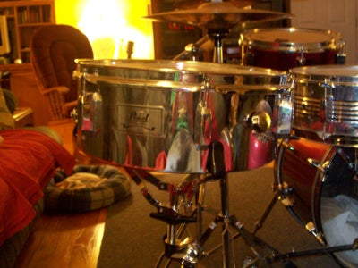How to Make a Timbale Out of a Snare Drum