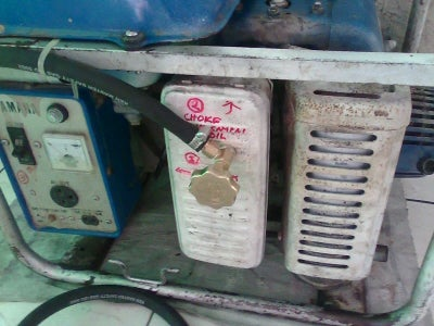 Kerosene to Propane Generator Conversion-Cheap and Easy