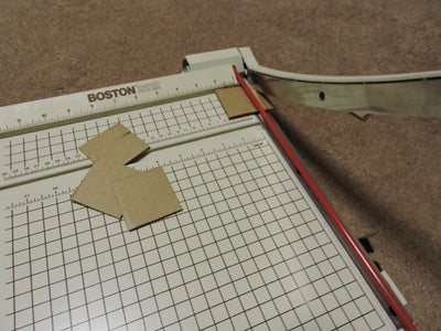 Cut Out the Cardboard