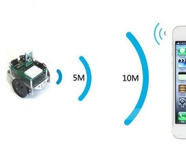 BLUETOOTH CONTROLLED ROBOCAR USING ANDROID SMART PHONE