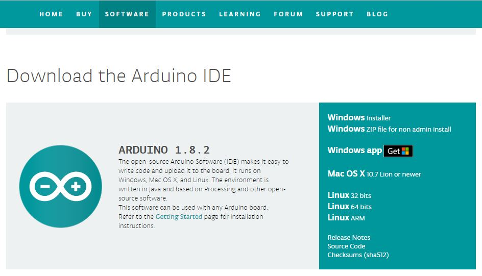 Picture of Install the Arduino Software IDE and All Necessary Libraries