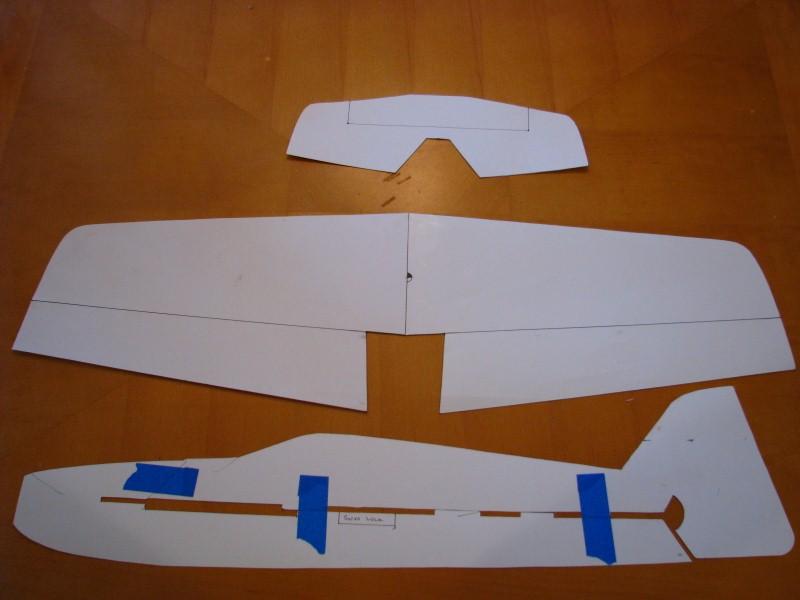 Самолет из пенопласта своими руками для детей