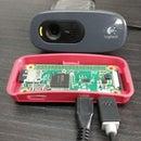 Raspberry Pi Zero W IP Camera With Motion & Weaved