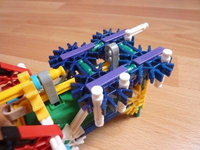 Self-resetting Mechanism Part 1