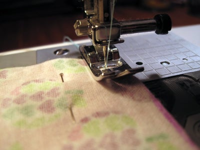 Sew the Two Halves Together!