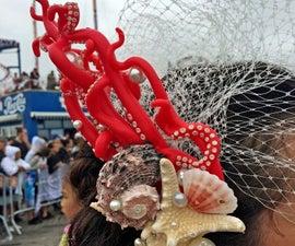 Octopus Headpiece