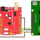 Hello world to Raspberry Pi through Seeeduino (Uart port)