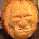 1 Hr. White Walker Pumpkin
