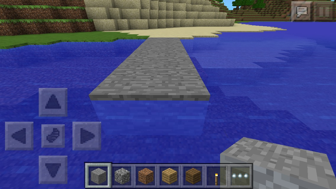 Picture of Build a Platform at Sea Level