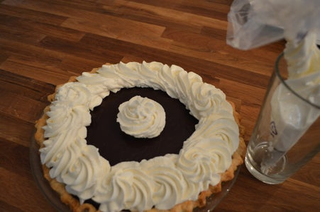Whipped Cream Topping