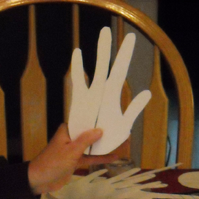 Picture of Applying the Hand-Shapes