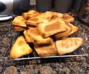 Viking Bread( AKA Hard-Tac, Cram & Survival Flatbread).