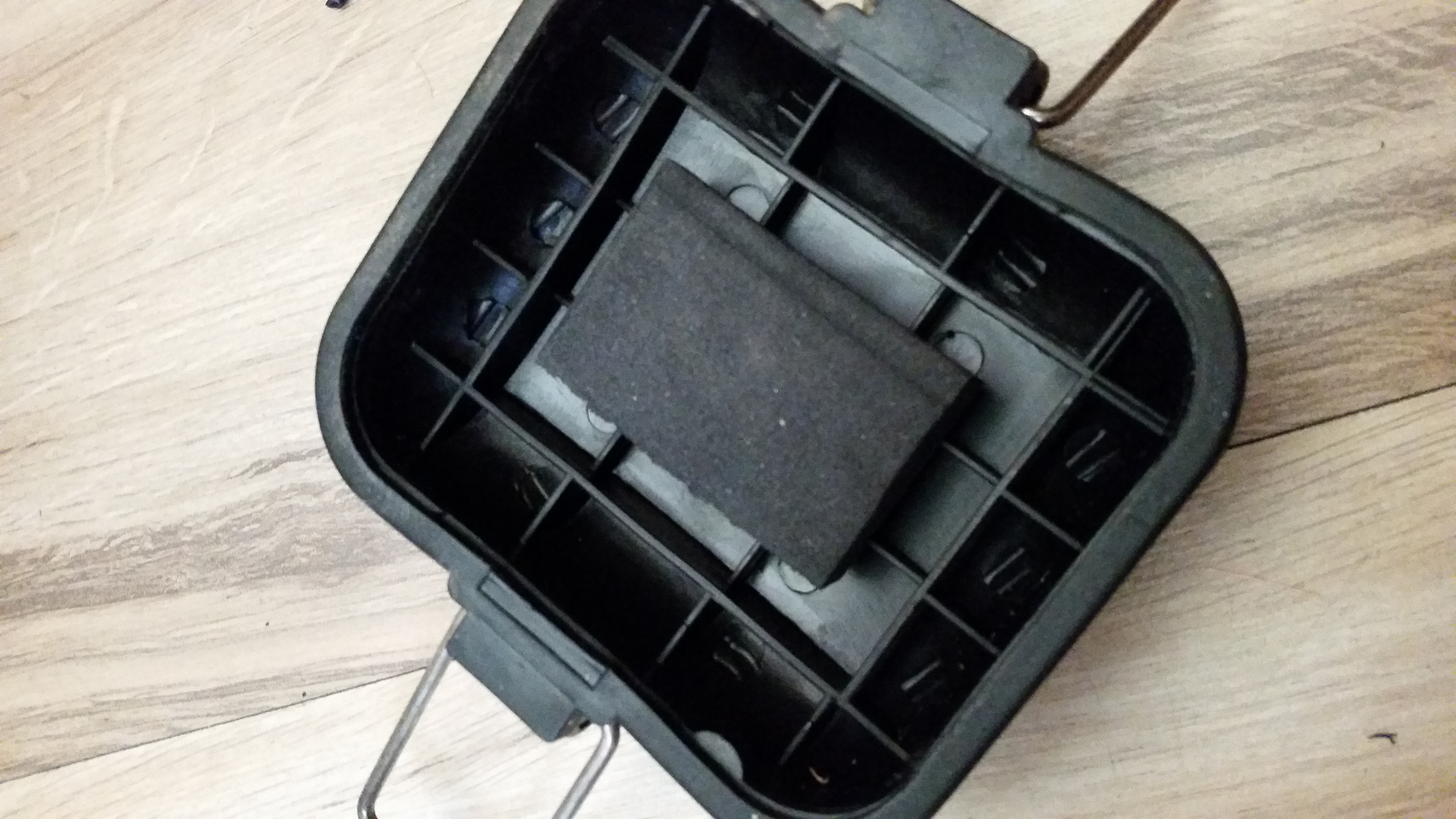 Picture of Inspect Battery Compartment Hatch