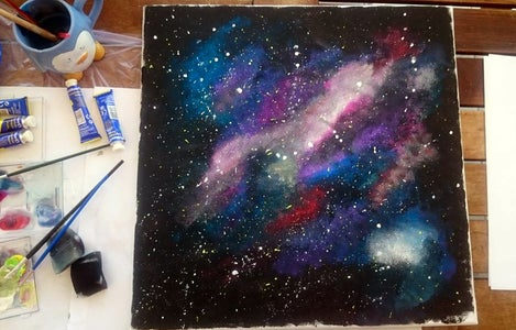 Create the Stars