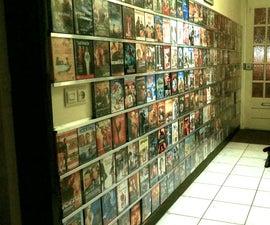 Easy DVD-wall