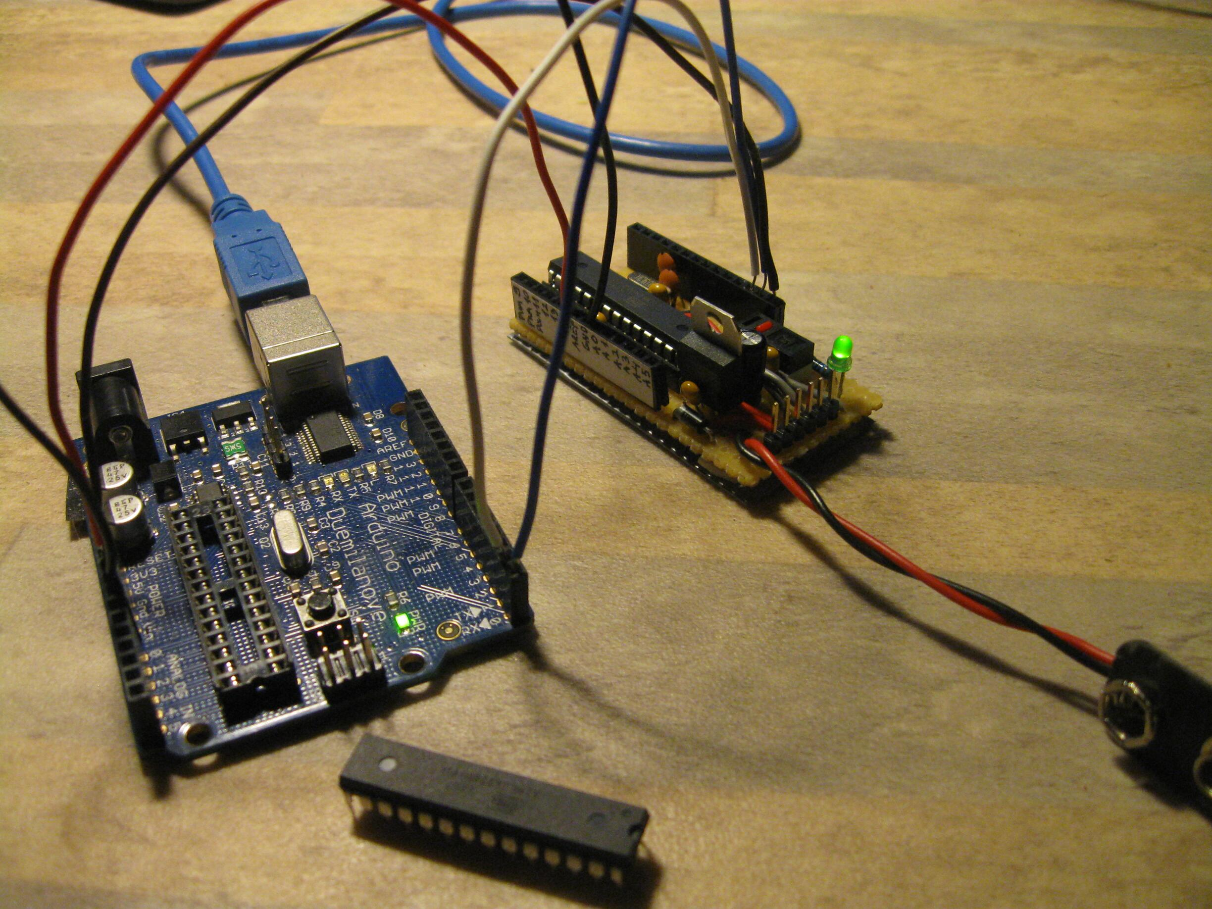 Picture of About Using Arduino As FTDI Programmer