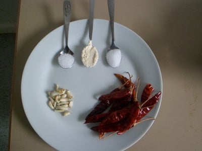 Hot and Spicy Red Chilli Garlic Sauce