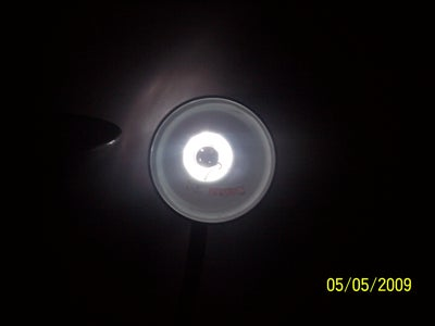 High-efficiency LED Reading Lamp