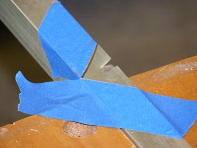 Cut and Bend Aluminum Edges