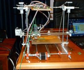 Galileo 3D Printer RepRap