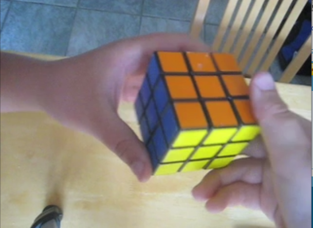 Picture of How to Restore a Rubix Cube