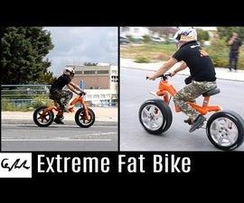 Make It Extreme's Fat Bike