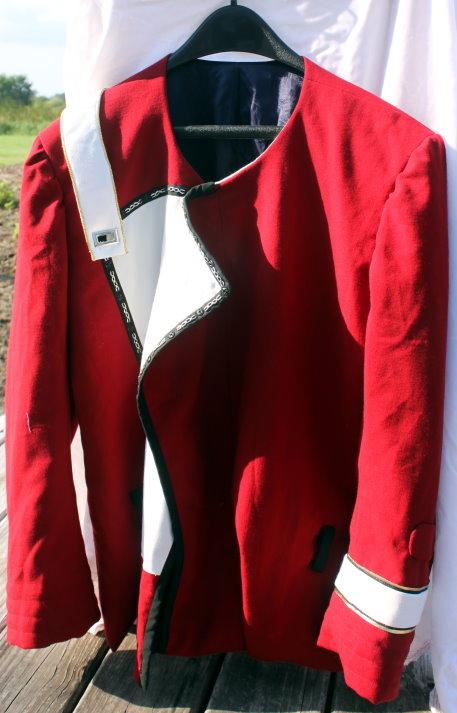 Picture of Star Trek Movie Jacket TWOK (The Wrath of Kahn) Costume