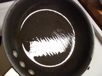 Leggy Oil Is Ready Oil