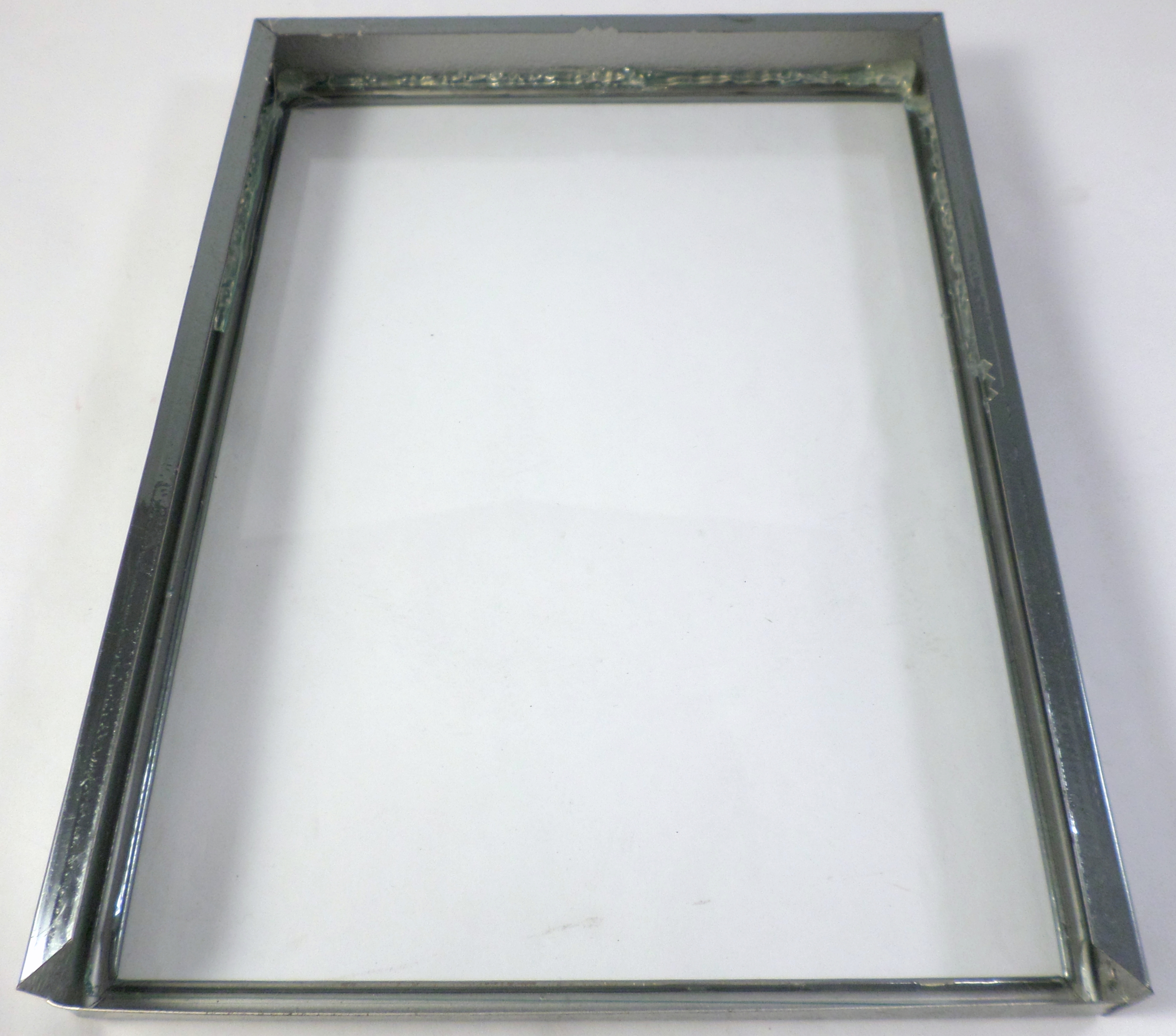 Picture of Sealing the Bottom of the Picture Frame