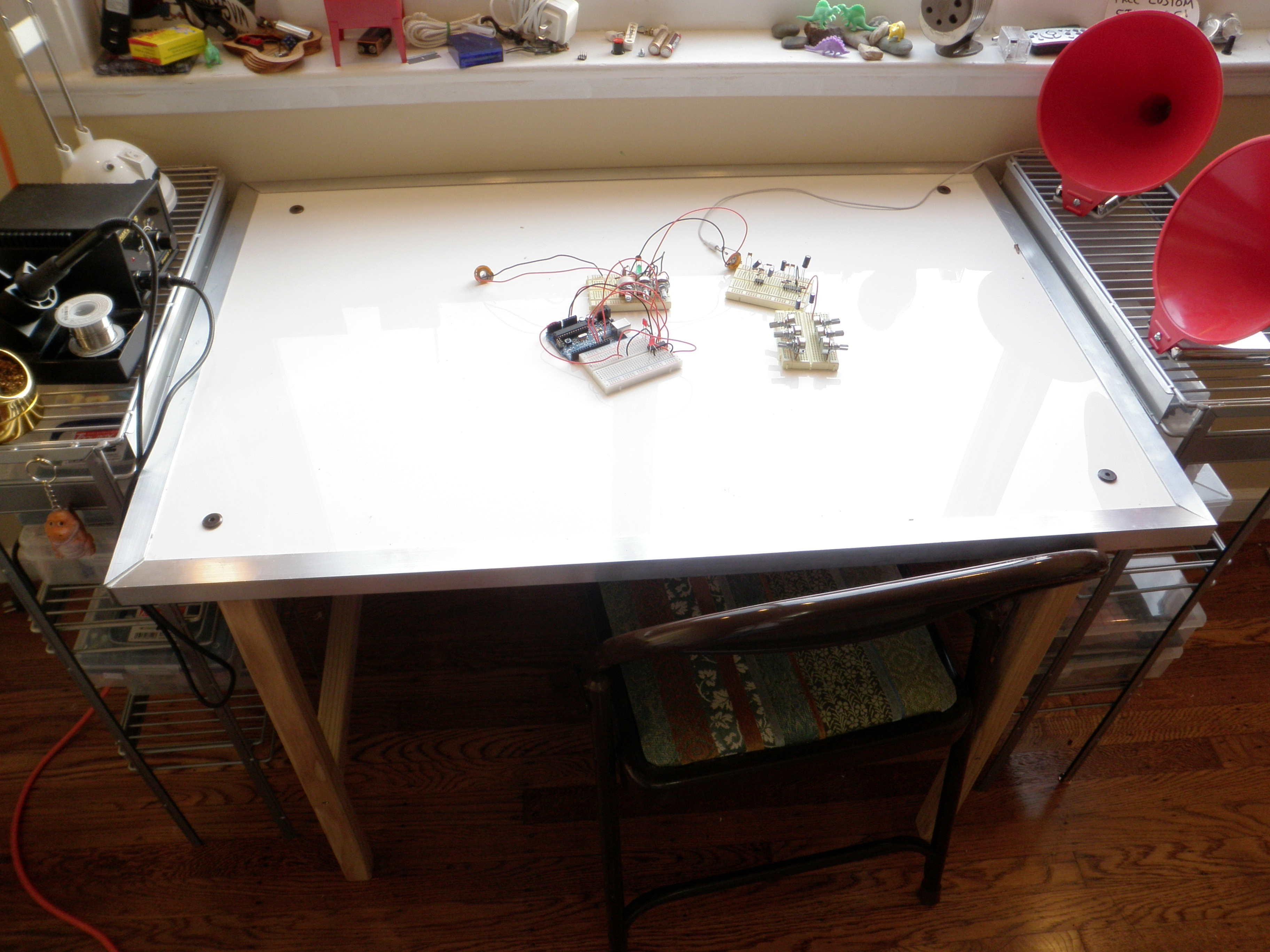 Picture of Basic Work Table