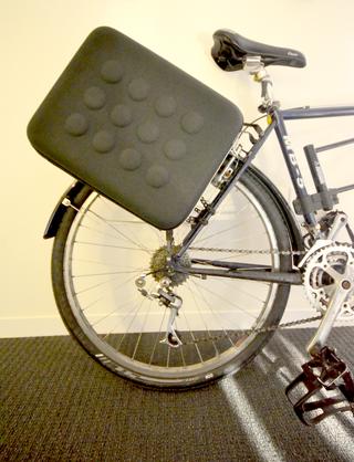 $20 Ikea Briefcase Bike Panniers