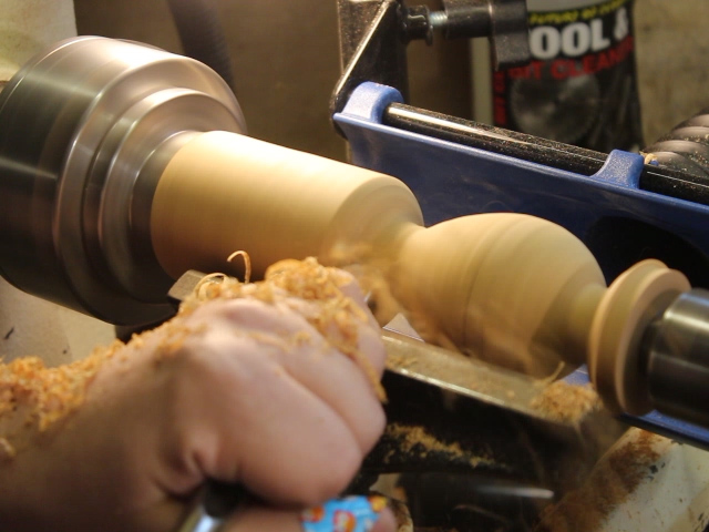Picture of So ... What Is Wood Turning?