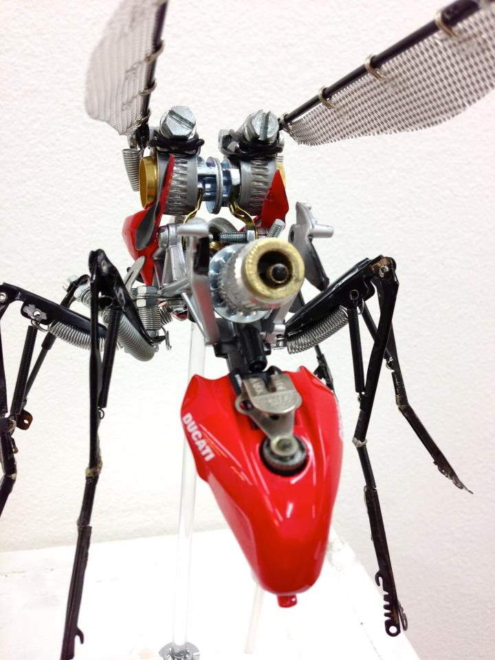 Picture of The Mechanical Bee