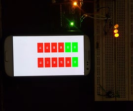 Control Leds With Arduino and Bluetooth