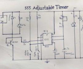 555 Adjustable TIMER (Part-1)