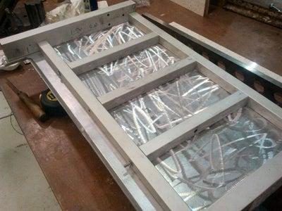 Table's Frame & Vibration