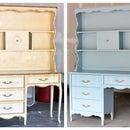 Chalk Paint Furniture Transformation
