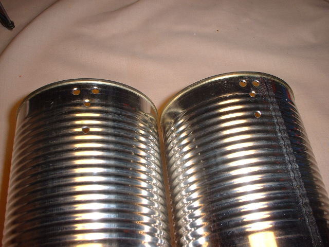 Picture of Connecting the Cans