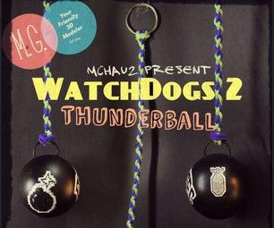 1st Thunderball Watchdogs Build